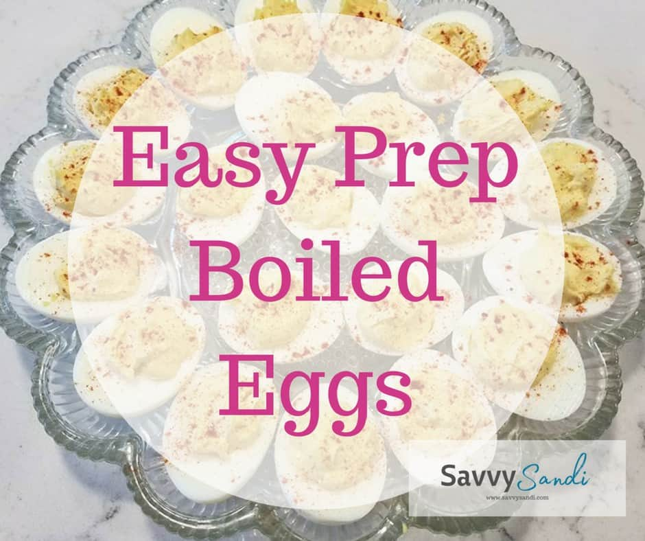 Boiled eggs can be perfect every time