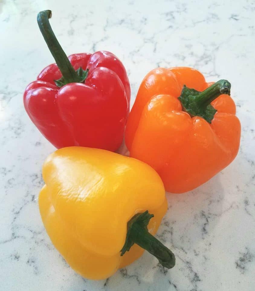 butternut squash bell pepper soup