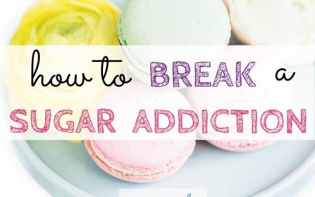 sugar addiction plate of macarons