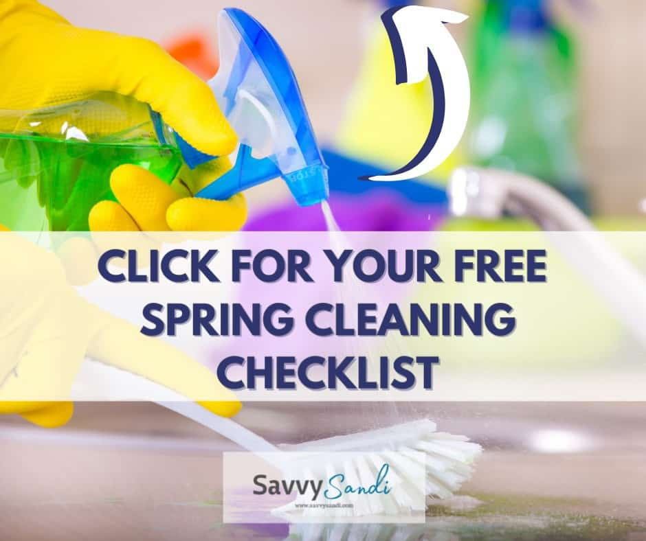 spring cleaning checklist link